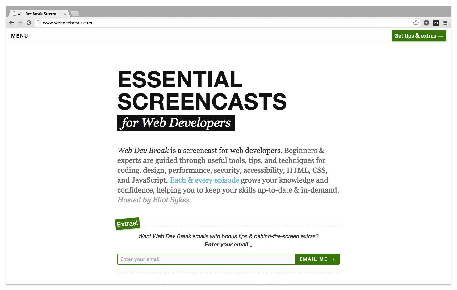 webdevbreak com full stack developer shares career advice bloc blog