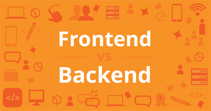 A Comparison Of Frontend And Backend Web Development